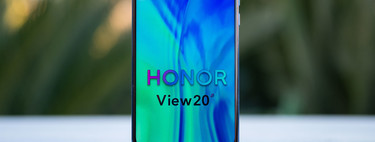 HONOR View20, analysis: the era of the screen full of holes begins with very good foot
