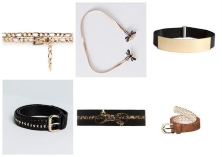 Cinturones Flechazos Otoño 2014