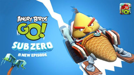 Angry Birds Go! para Android añade el nuevo episodio Sub Zero