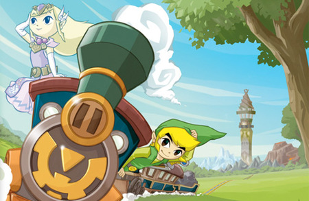 Zelda: Spirit Tracks