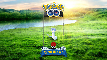Dratini es el Pokémon elegido para el Día de la Comunidad de Pokémon GO en febrero