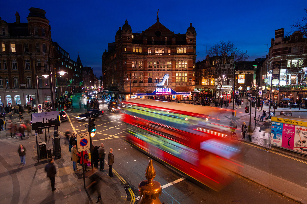 Un 30% menos de tráfico: lo que la tarifa de congestión de Londres puede enseñar a otras ciudades