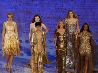 Kate Moss ¡eres la más grande de los Juegos Olímpicos!