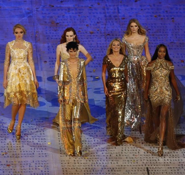 supermodelos londres