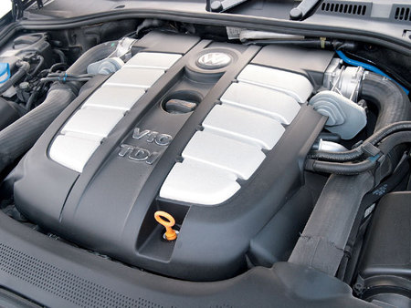 Motor V10 TDI