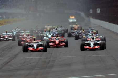 El circuito de Indianápolis se queda sin F1