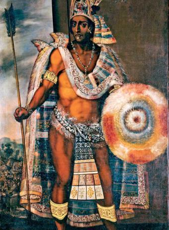 """Exposición """"Moctezuma: soberano azteca"""", en Londres"""
