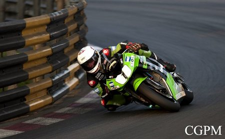 Gran Premio de Macau 2010: tercera victoria consecutiva para Stuart Easton