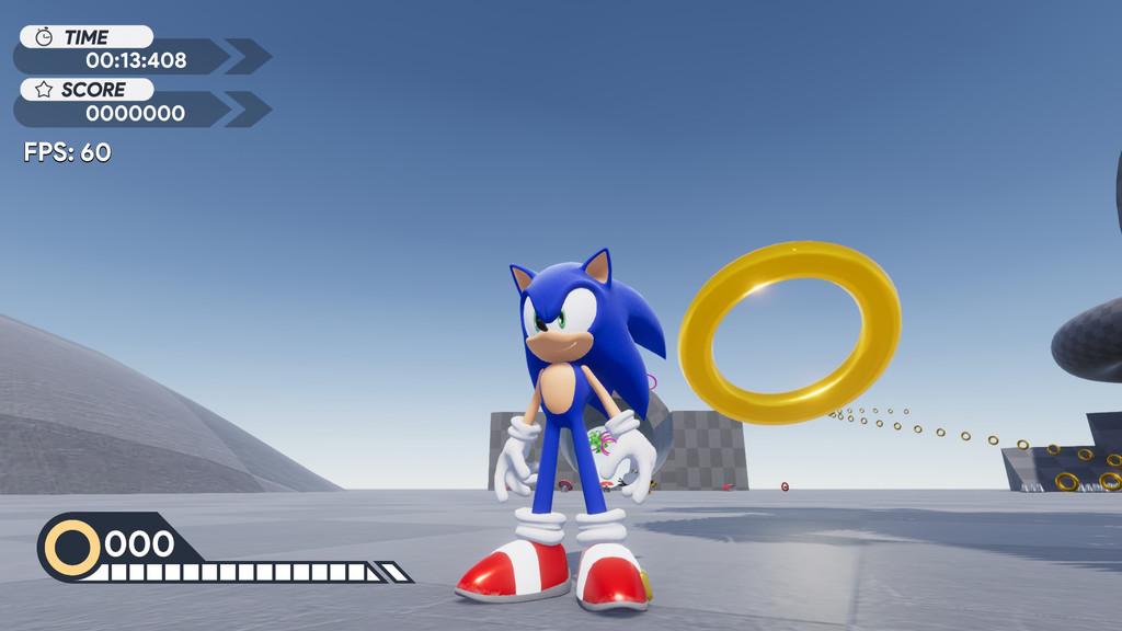 Sonic: Project Hero es el intento de un fan de hacer su propio juego de Sonic en 3D, y ya puedes jugar a la demo