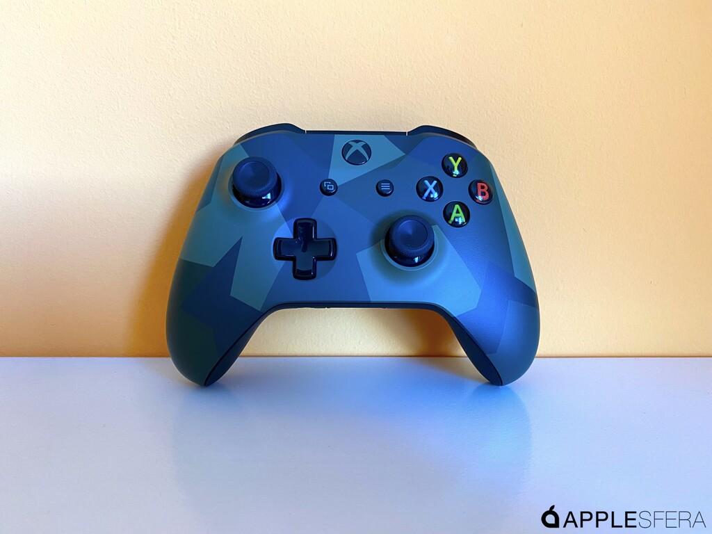 Xbox Wireless Controller, 1 de los mejores mandos para jugar en vuestro iPhone, iPad, Mac™ u Apple™ TV