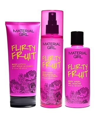 Material Girl lanza una línea de productos de belleza