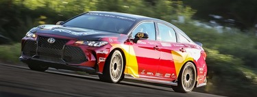 Toyota Avalon TRD Pro Concept, porque los sedanes familiares también pueden ser tuning