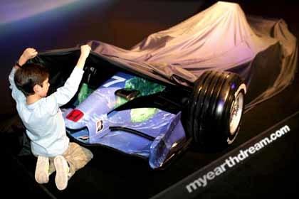 Calendario de presentaciones de F1 2008