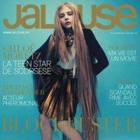 Estas Navidades son de Chloe Moretz, ahora portada de la revista francesa Jalouse