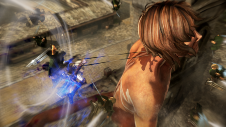 Attack On Titan Wings Of Freedom 06