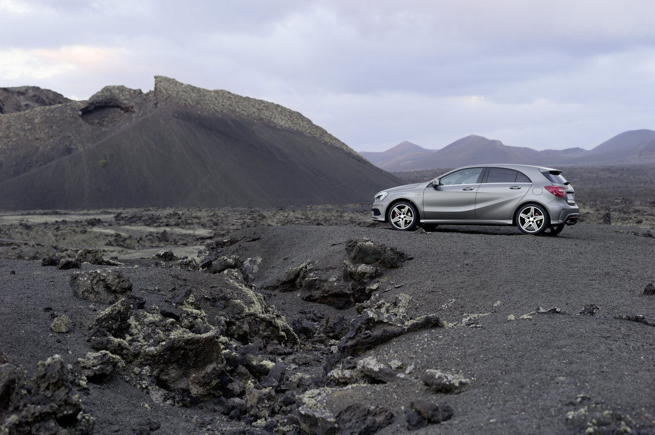 Foto de Mercedes-Benz Clase A 2012 (63/67)