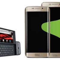 Del HTC Dream al Samsung Galaxy S6 Edge+: así han cambiado los smartphones en siete años