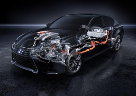 Lexus Gs 300h 2016 55