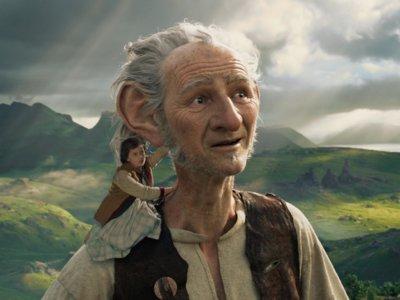 'Mi amigo el gigante', el tierno regreso de Spielberg a la fantasía