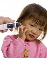 La infección de oído como obstáculo para desarrollar el lenguaje
