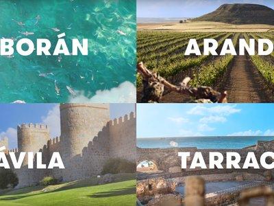 Tu próximo SUV de SEAT podría ser un Alborán, un Aranda, un Ávila o un Tarraco, porque estos son los finalistas