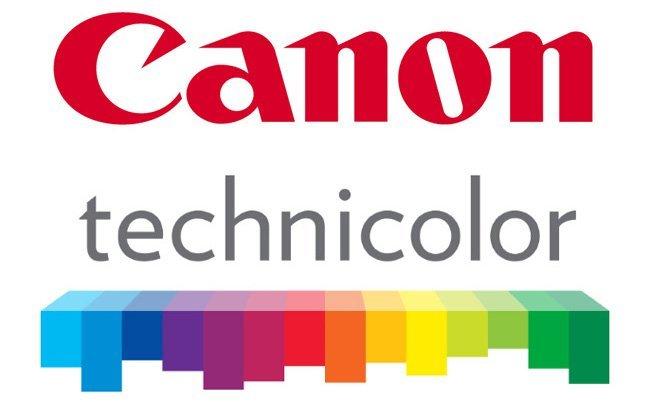 Canon y Technicolor