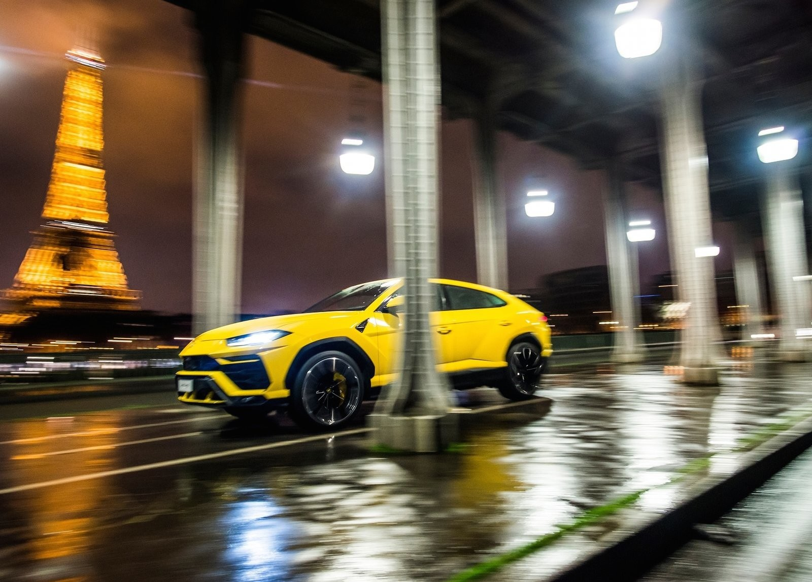 Foto de Lamborghini Urus (19/76)