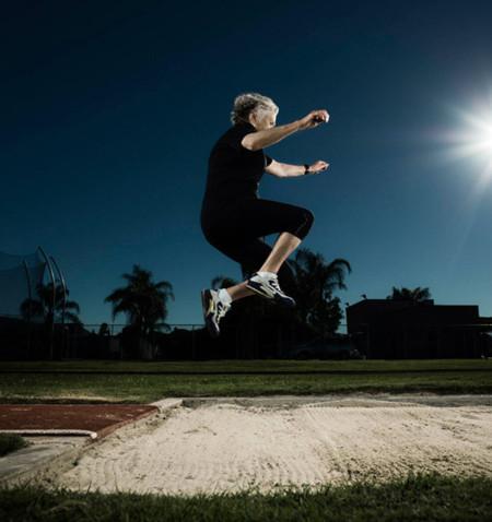 Lo que debemos aprender de una atleta de 95 años