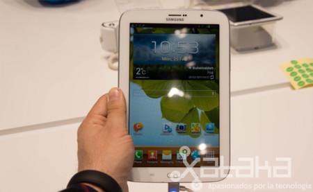 Samsung Galaxy Note 8.0 llega a España el 10 de mayo