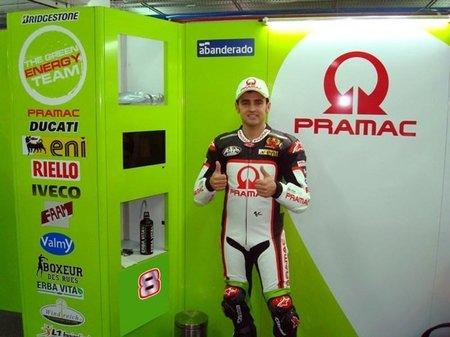 Héctor Barberá ficha por Pramac Racing para 2012