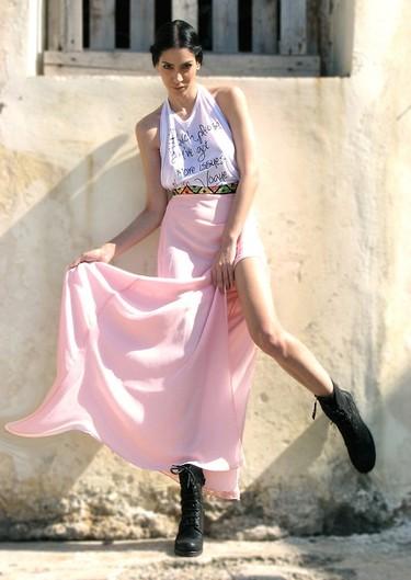 Las niñas bonitas visten de rosa, ¿a qué esperas?