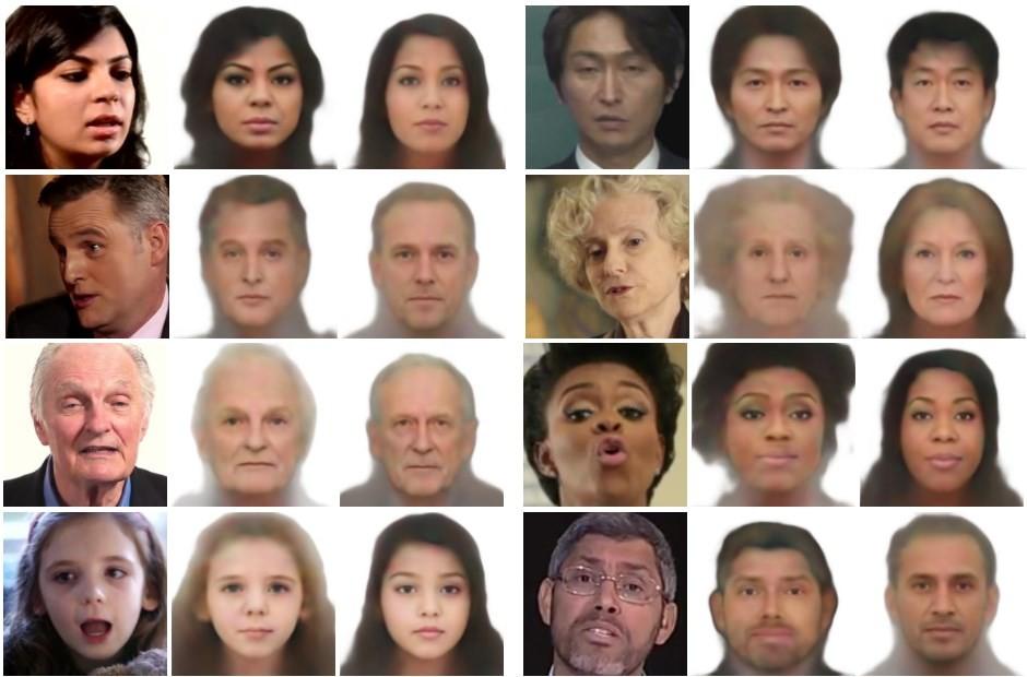 Los creadores de esta inteligencia artificial afirman que puede hacerse una idea de cómo es tu cara tan sólo con escuchar tu voz