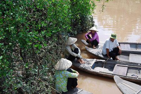 Viajes exóticos: navegando por el Delta del Mekong en Vietnam
