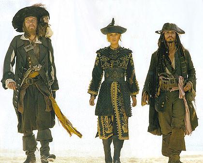 Nuevas imágenes de 'Piratas del Caribe 3'