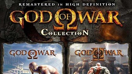 'God of War Collection' llegará también a la Store