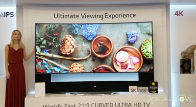 LG presenta sus nuevos televisores para el mercado Europeo en InnoFest 2014