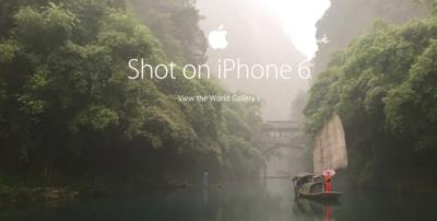 Apple presume de fotografías hechas con el iPhone 6 en su nueva web