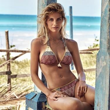 Amaia Salamanca sube las ganas de verano con los nuevos bikinis de Women' Secret