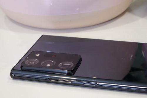 Las cámaras de los Samsung Galaxy Note 20 y 20 Ultra, explicadas: su hardware fotográfico no revoluciona, pero refina la receta