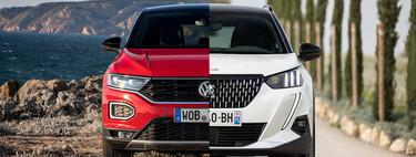 Comparativa Volkswagen T-Roc vs Peugeot 2008: ¿cuál es mejor para comprar?