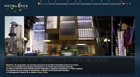 El club de fútbol Boca Juniors abrirá un hotel en Buenos Aires
