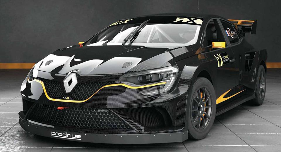 Foto de Renault Mégane RX Prodrive (2/7)