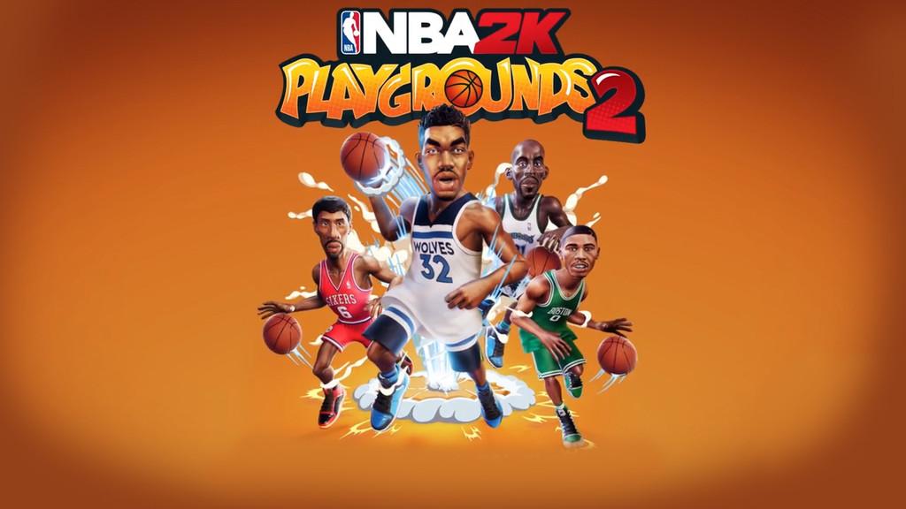 NBA 2K Playgrounds 2 fija su lanzamiento con un nuevo trailer cargadito de mates y estrellas de basket