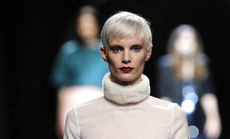 Maquillaje de Pasarela: Duyos para el otoño - invierno 2011/2012 en Cibeles