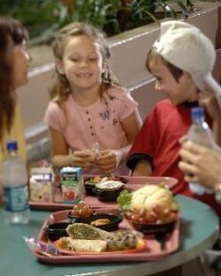 Algunos niños se preocupan por su peso a partir de los 6 años de edad