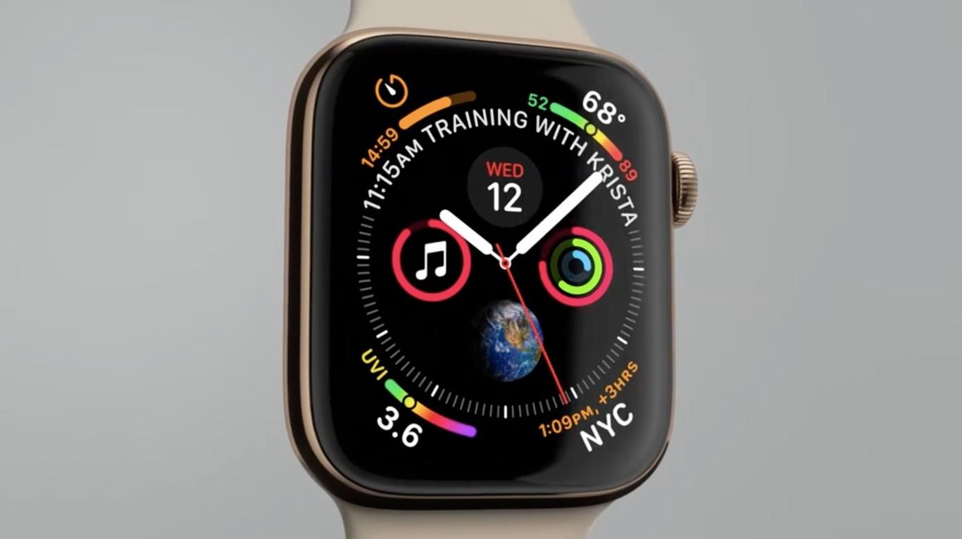 Apple Watch Series 4  ahora puedes hacerte un electrocardiograma desde tu  muñeca 18ab2212e3759