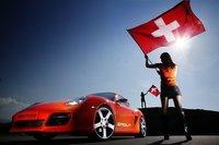Imola, el Porsche Cayman por Rinspeed