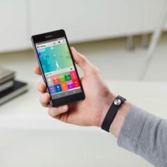Foto 4 de 5 de la galería sony-smartband en Xataka