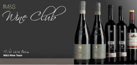 Wine Club en Marks Spencer