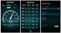 Llega Speedtest.net para Windows Phone 8